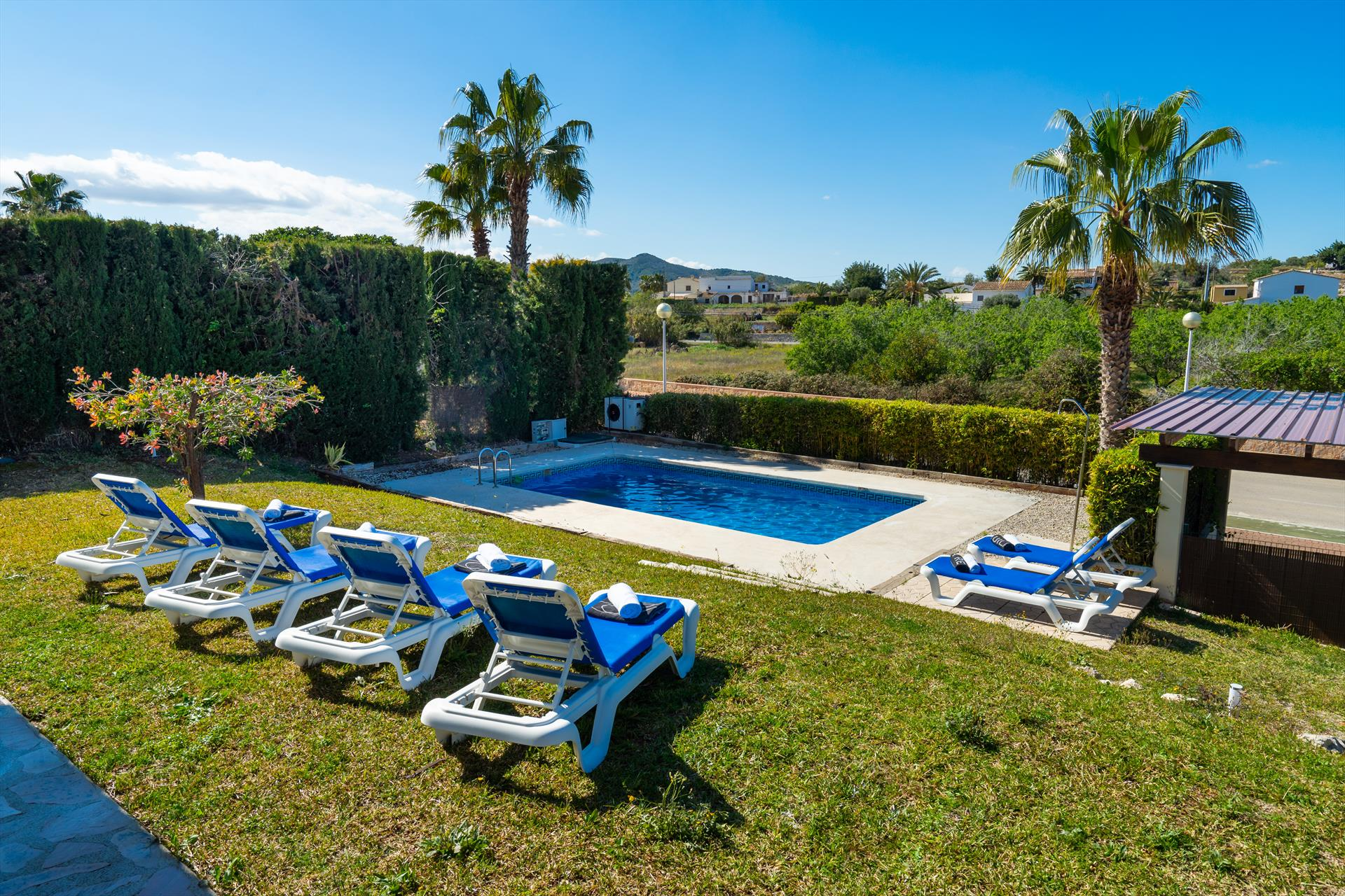 Calmita 4 pax, Modern and comfortable holiday home  with private pool in Javea, on the Costa Blanca, Spain for 4 persons.....