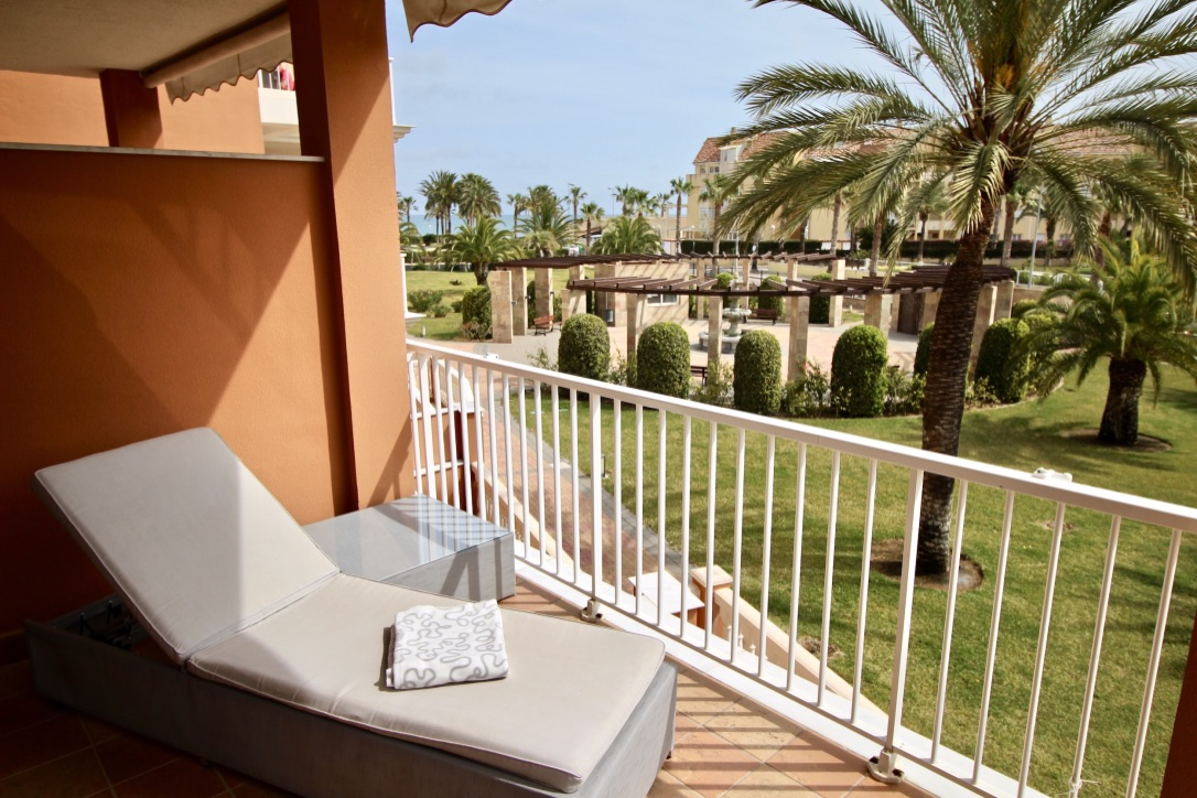 Estrella del Mar 68, Wonderful apartment  with communal pool in Denia, on the Costa Blanca, Spain for 4 persons.....