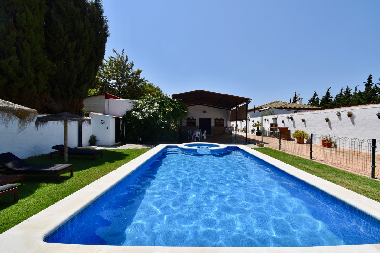 Lola, Villa in Chiclana de la Frontera, Andalusia, Spain  with private pool for 11 persons.....
