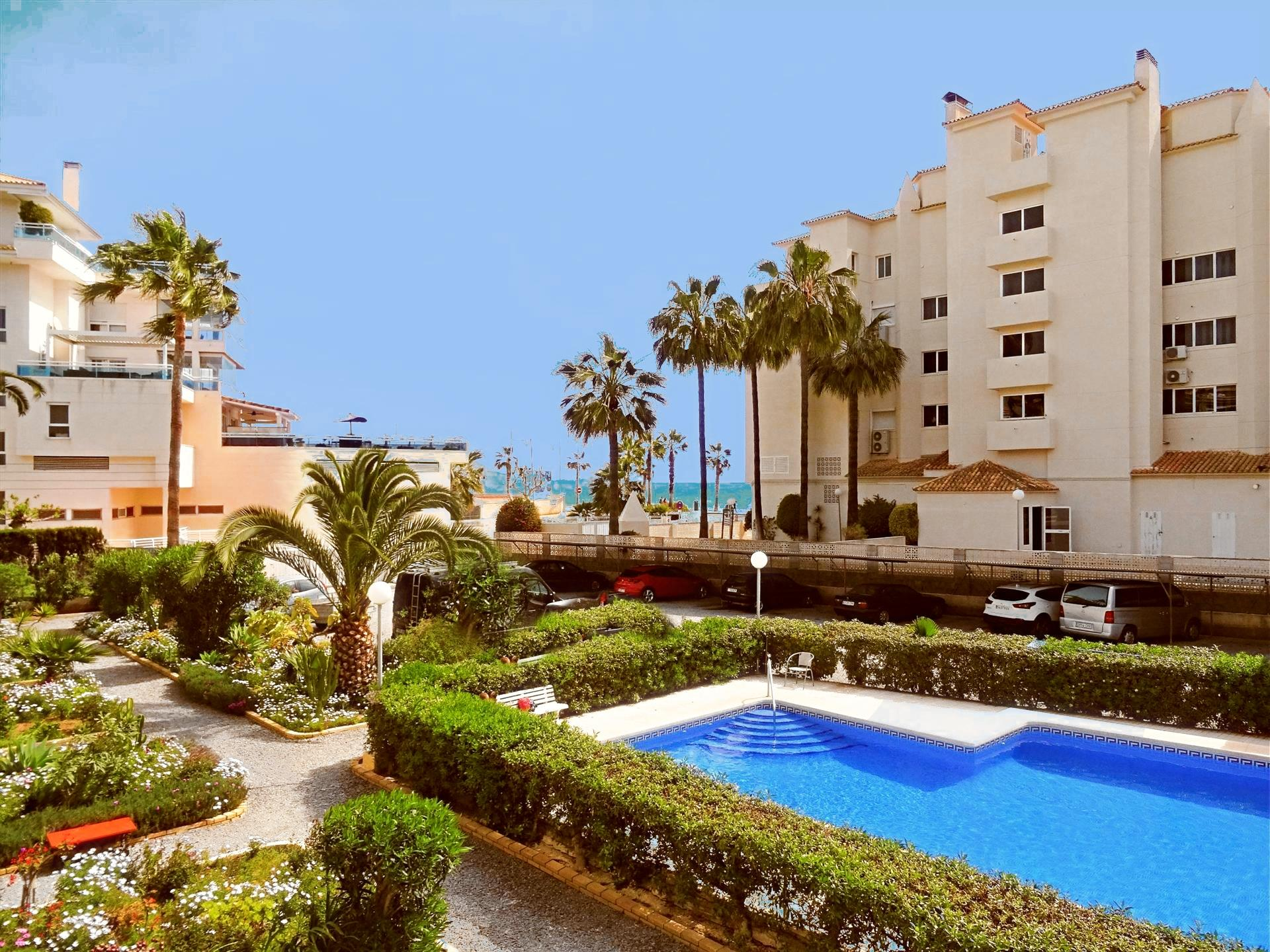Casa Mediterráneo Albir, Modern and comfortable apartment in Albir, on the Costa Blanca, Spain for 5 persons.....
