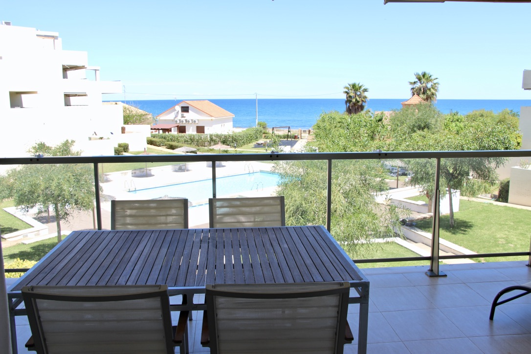 Tierra de mar 67, Beautiful apartment  with communal pool in Denia, on the Costa Blanca, Spain for 4 persons.....