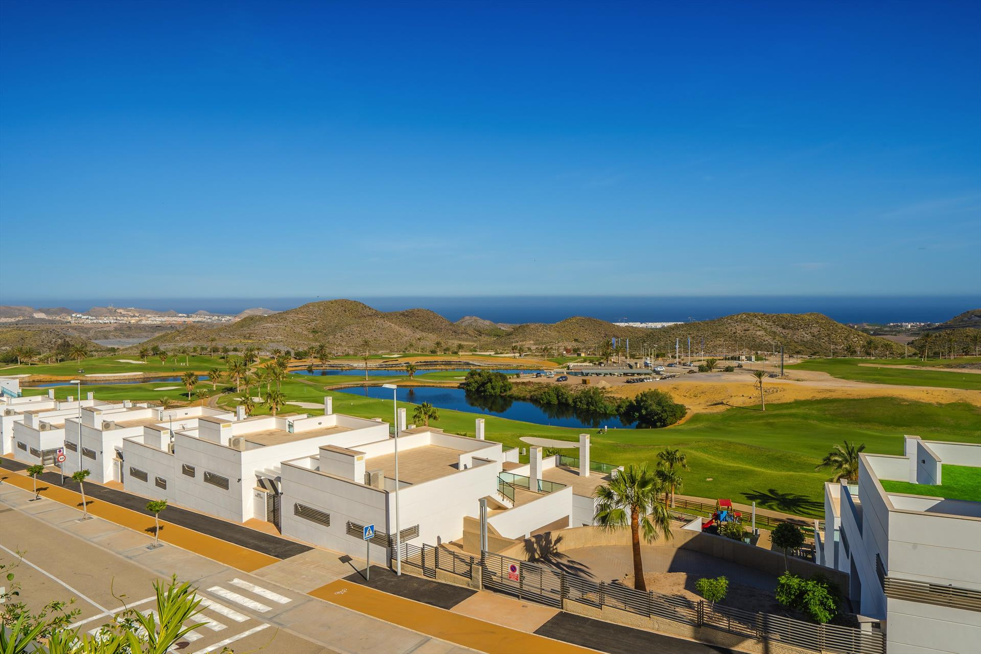Aguilòn, Lovely apartment  with communal pool in San Juan de los Terreros, Andalusia, Spain for 6 persons.....
