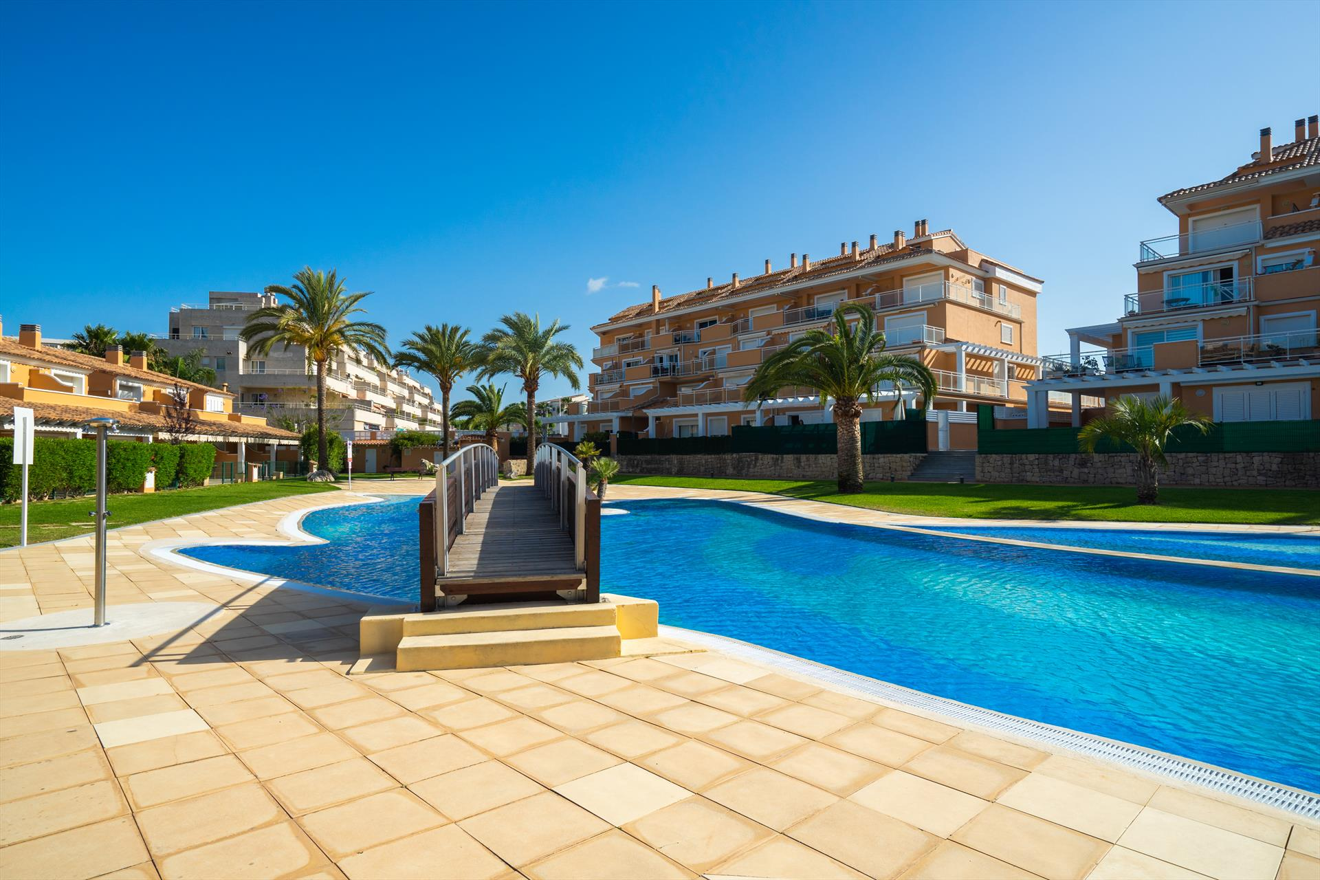 Saladar, Wonderful and comfortable apartment in Javea, on the Costa Blanca, Spain for 5 persons...