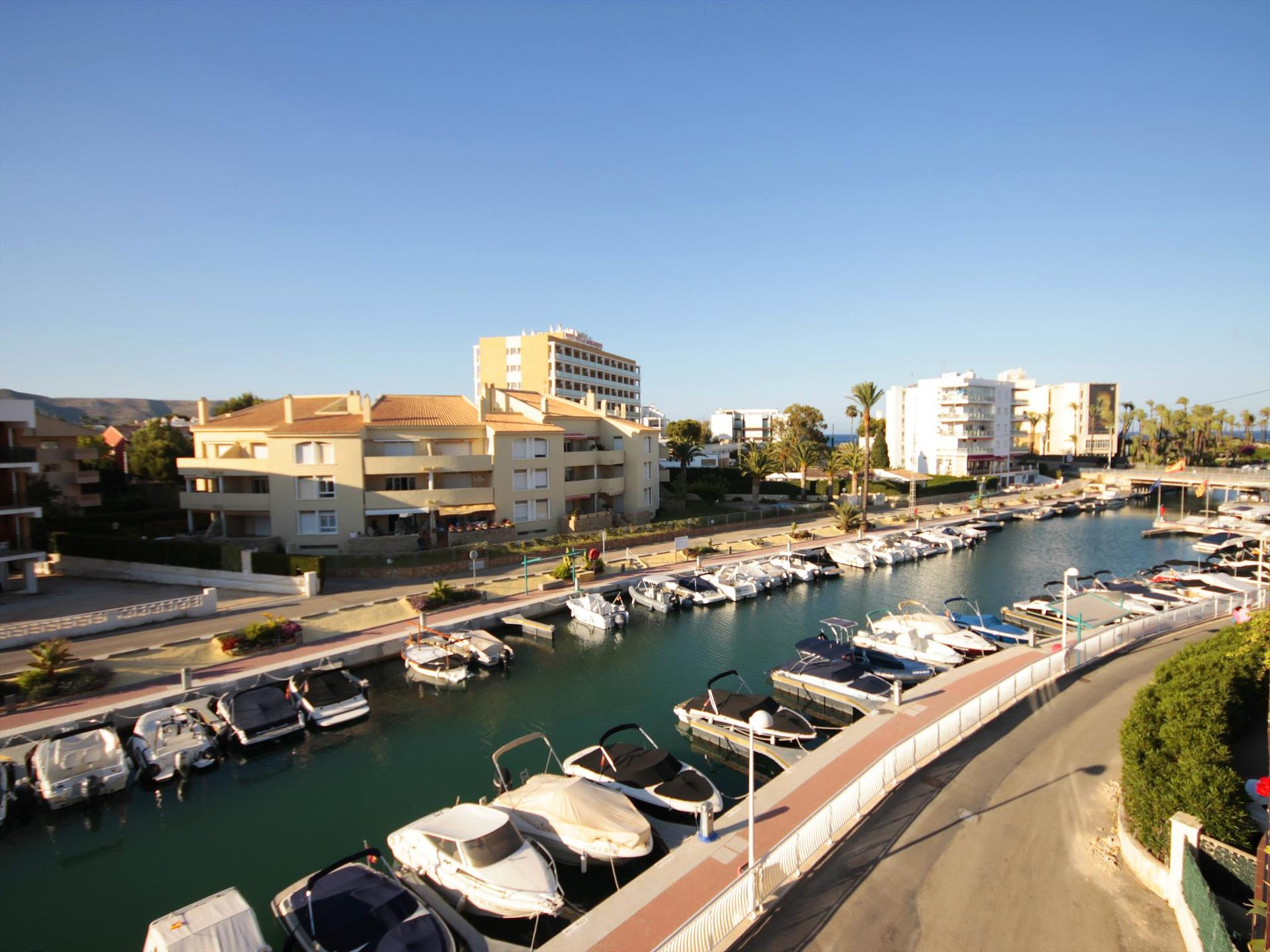 VENECIA, Beautiful and comfortable apartment in Javea, on the Costa Blanca, Spain for 6 persons...