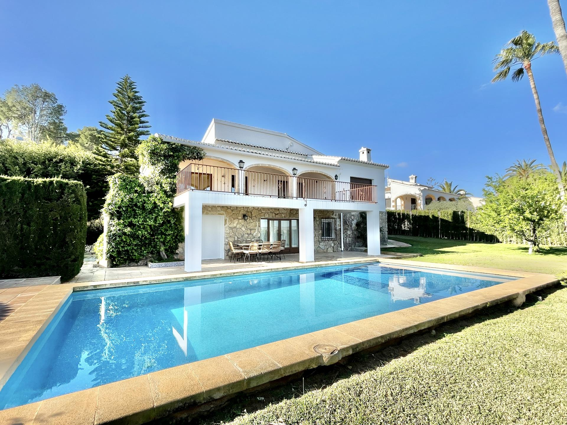 Auguste Renoir, Lovely luxury villa  with private pool in Javea, on the Costa Blanca, Spain for 10 persons.....