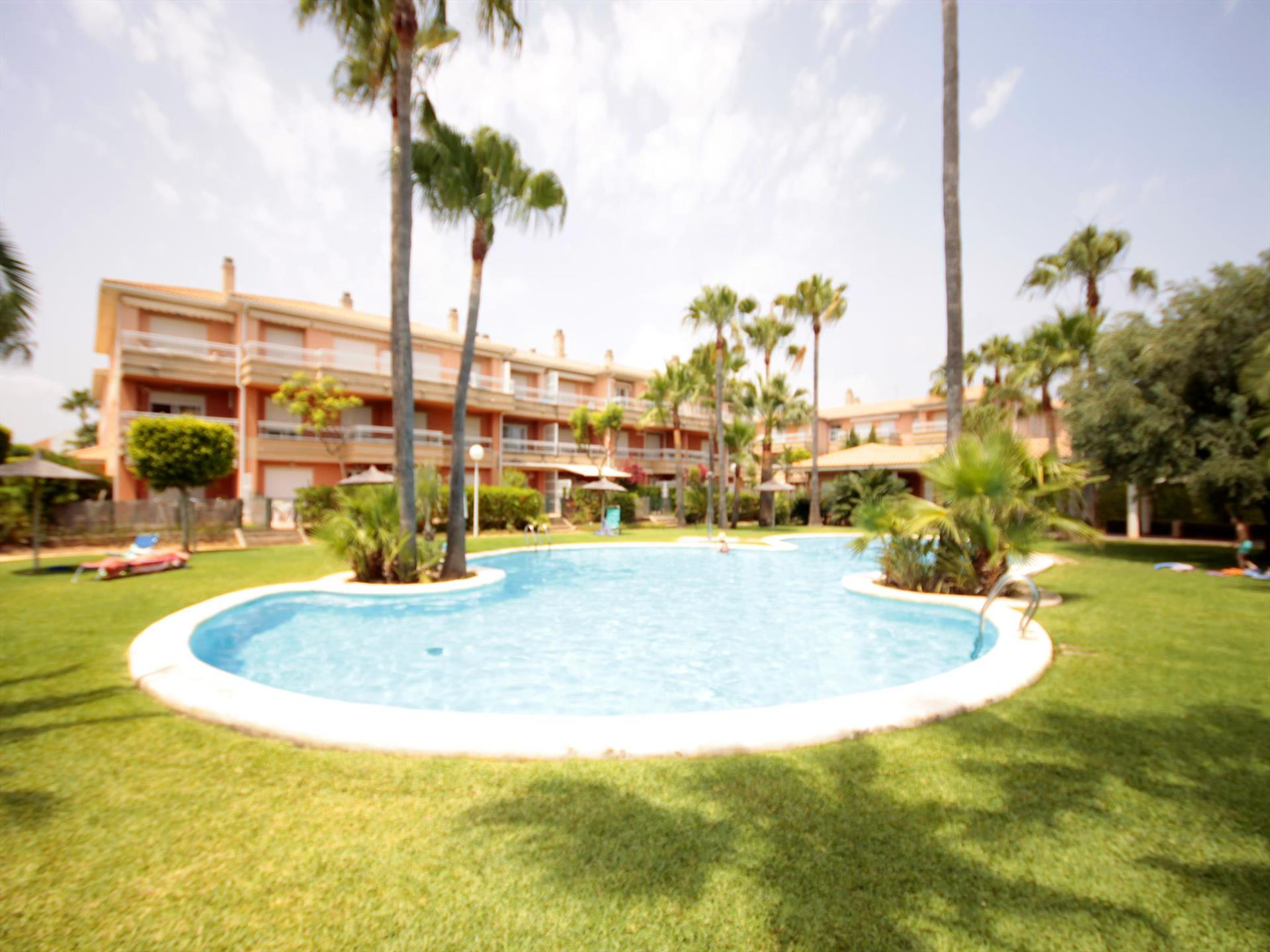 ROCIO, Modern and nice apartment in Javea, on the Costa Blanca, Spain for 6 persons...