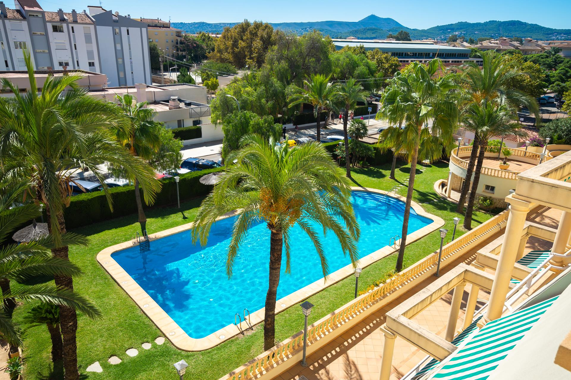 Puerto Real I, Wonderful and cheerful apartment in Javea, on the Costa Blanca, Spain for 4 persons...