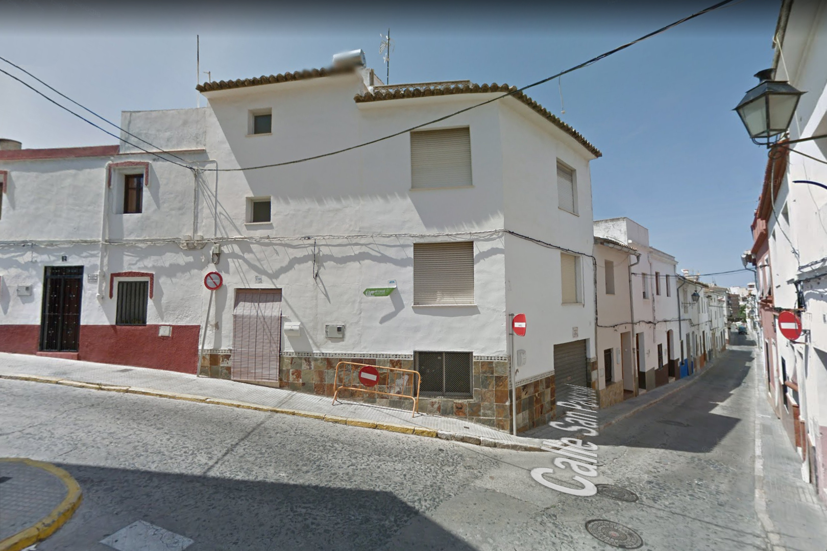 CP4200 Oliva Casco Antiguo Les Fateres, House in Oliva, on the Costa Blanca, Spain for 8 persons.....