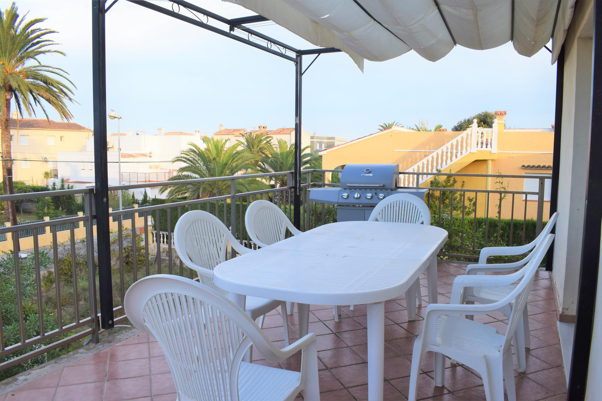 AP5002 Sector 5 Comarca de la Marina, Beautiful and comfortable apartment in Oliva, on the Costa Blanca, Spain for 8 persons.....