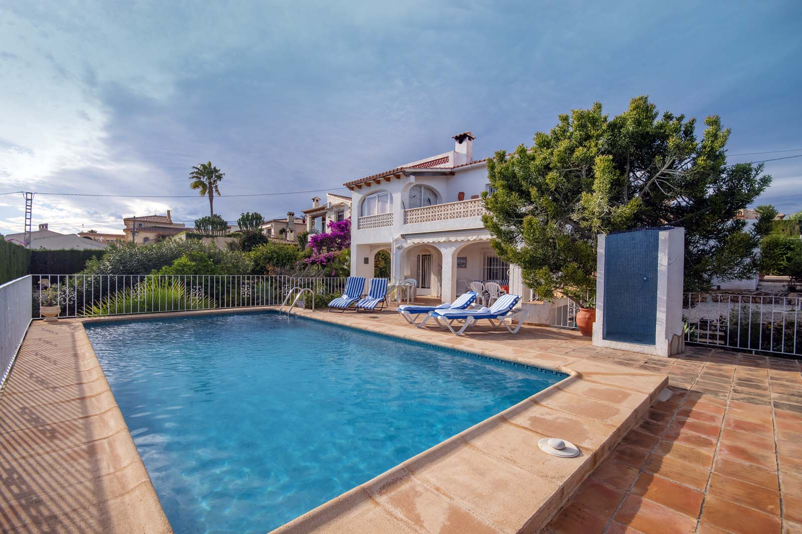 Sol de Costa, Villa  with private pool in Benissa, on the Costa Blanca, Spain for 4 persons.....