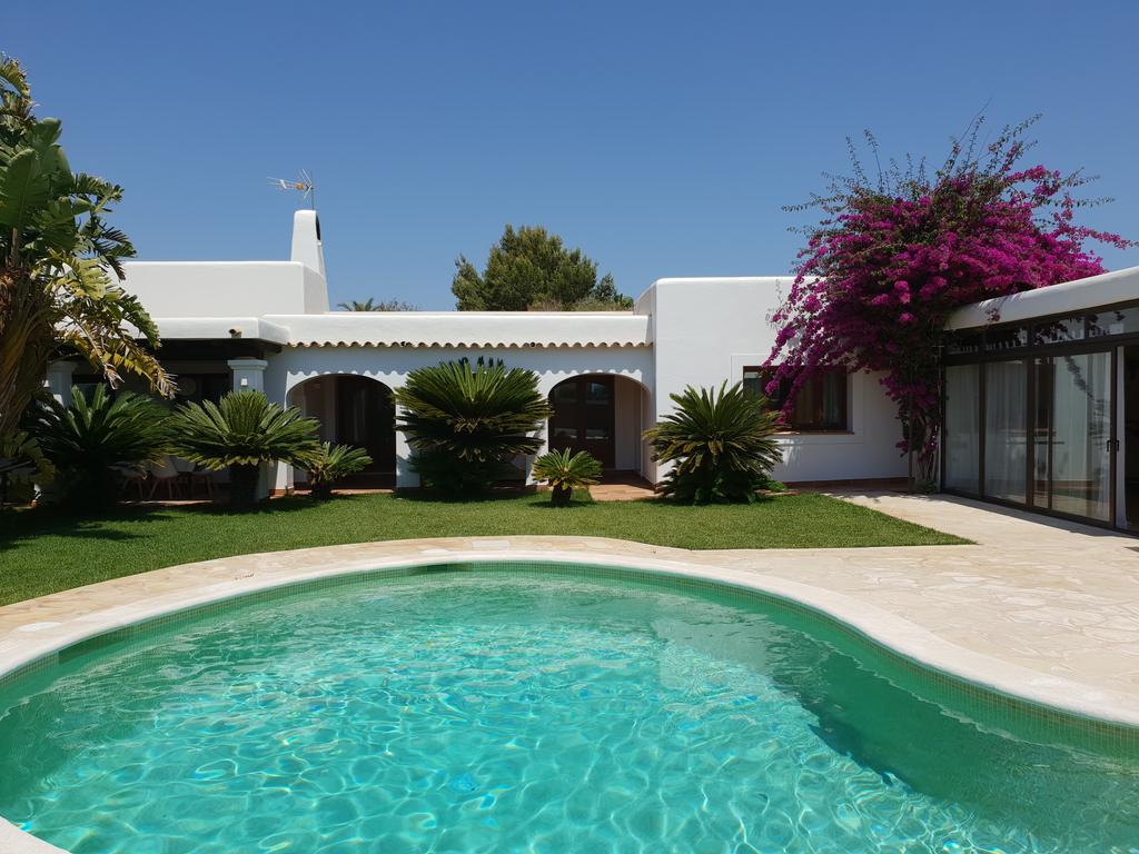 Lisa, Villa in Jesus, Ibiza, Spain  with private pool for 8 persons...