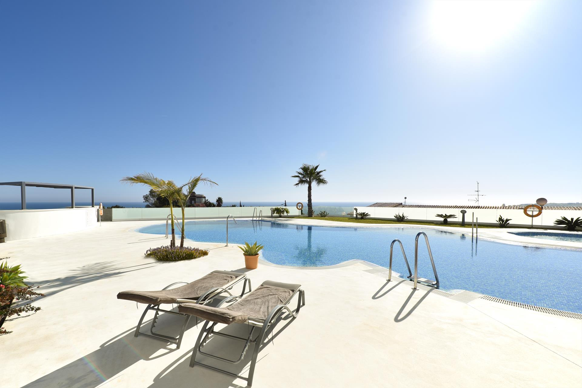 Monte Paraiso, Modern and luxury apartment in Fuengirola, Andalusia, Spain for 6 persons.....