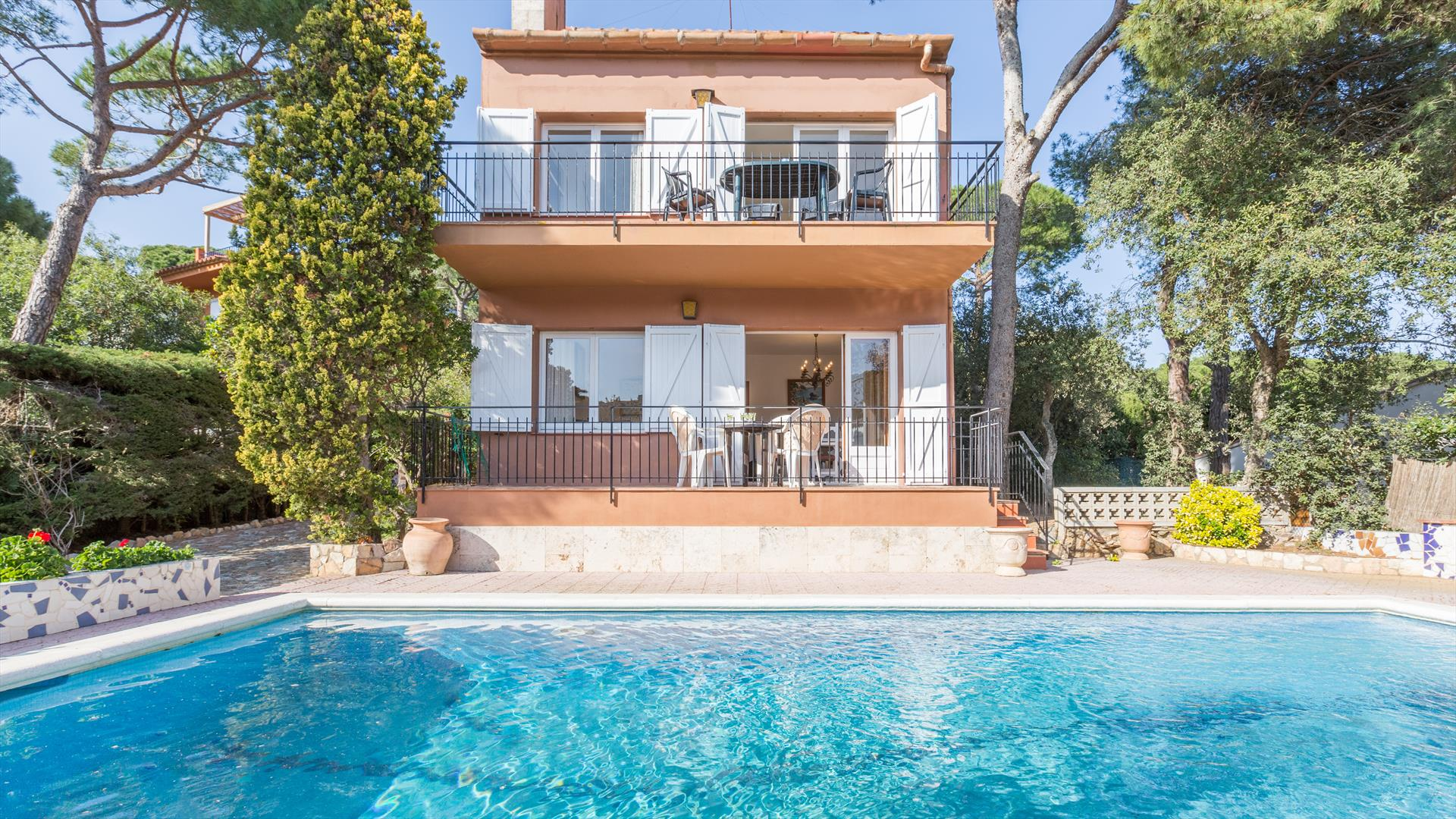 Bene 1, Apartment in Llafranc, on the Costa Brava, Spain for 6 persons...