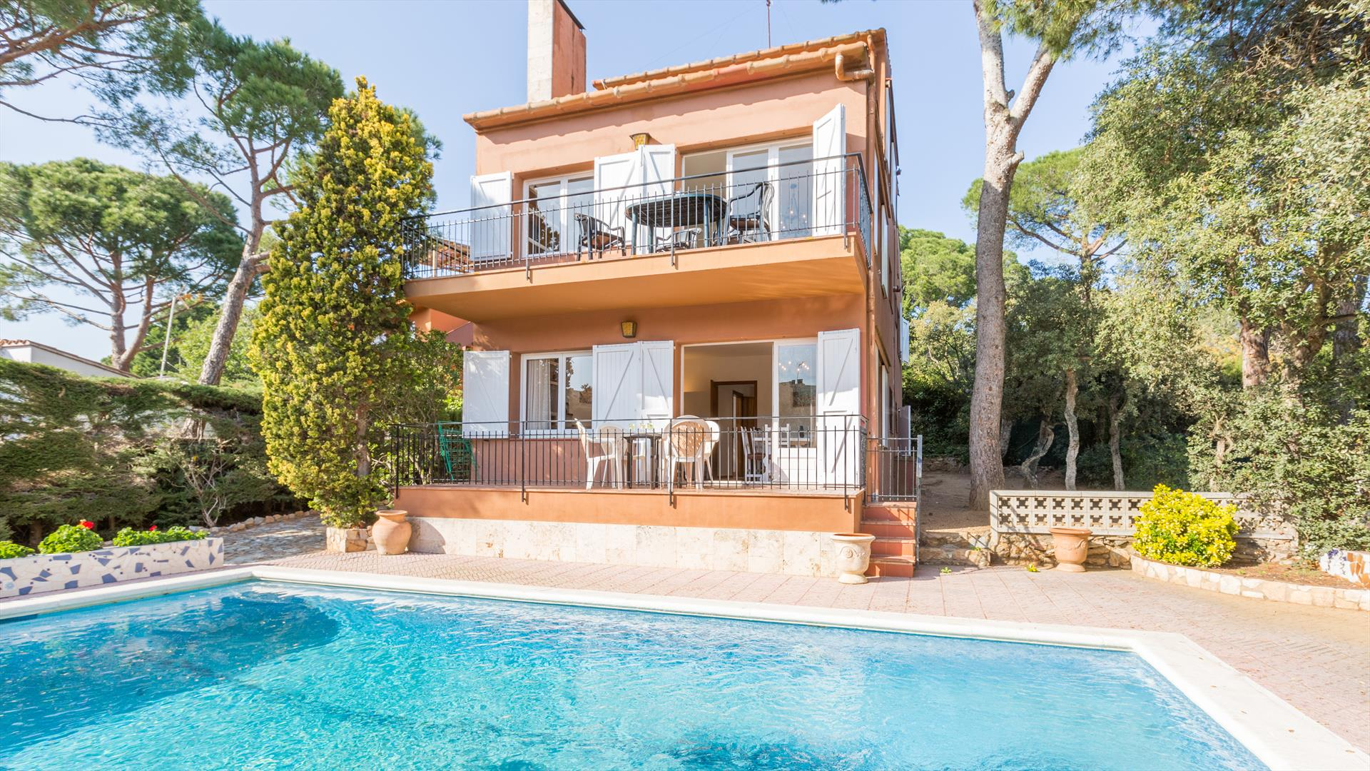 Bene est,Ferienwohnung in Llafranc, an der Costa Brava, Spanien für 2 Personen...