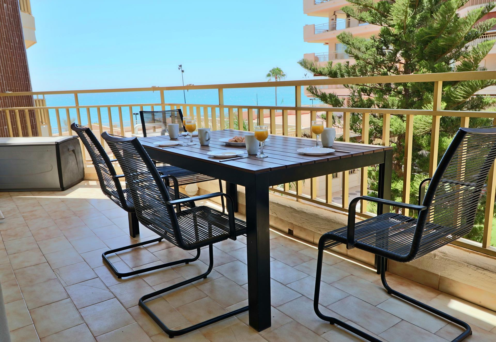 Dona sofia ihads0317, Apartment in Fuengirola, Andalusia, Spain for 4 persons...