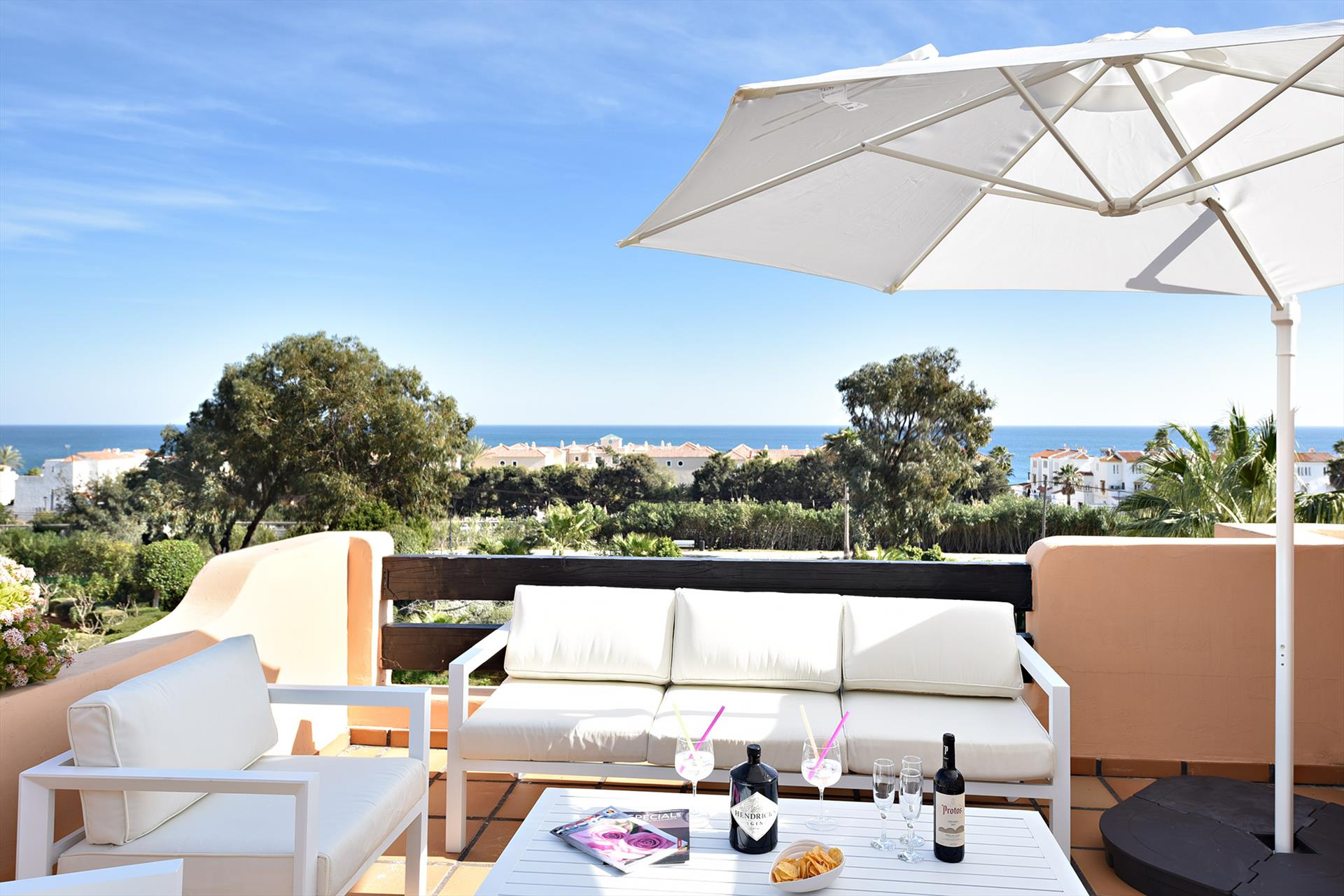 Casares beach,Wonderful and comfortable holiday house in Casares, Andalusia, Spain for 6 persons...
