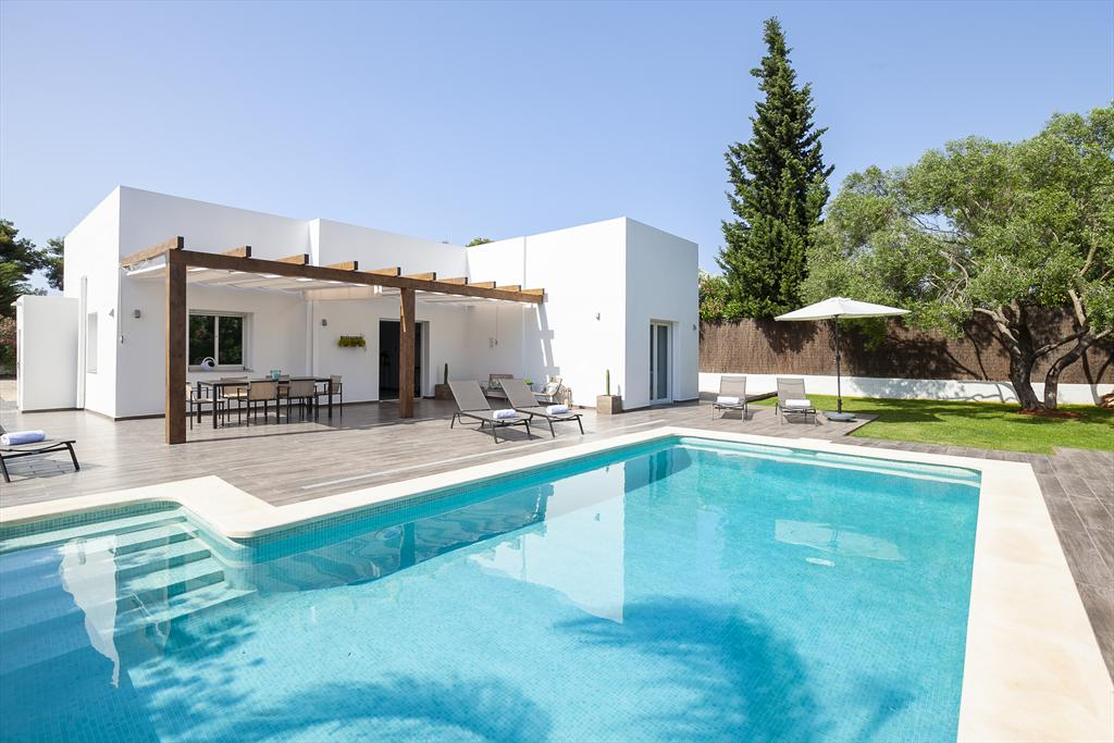 Aguaverde 4 pax, Modern and comfortable villa in Javea, on the Costa Blanca, Spain  with private pool for 4 persons...
