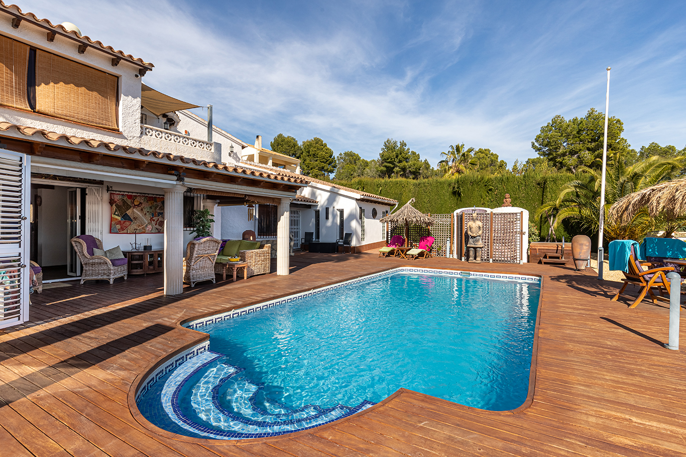 Casa  Yoly, Wonderful and comfortable villa in Alfaz Del Pi, on the Costa Blanca, Spain  with private pool for 6 persons.....