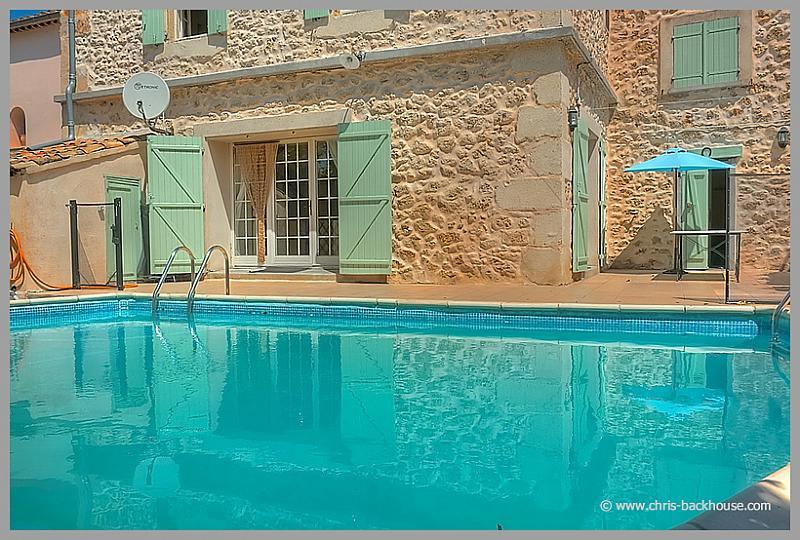 Maison enserune, Wonderful and comfortable villa  with private pool in Poilhès, Languedoc-Roussillon, France for 8 persons...
