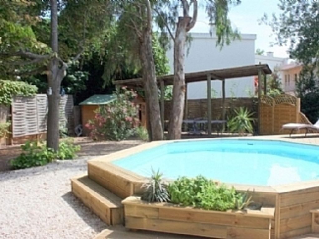 L'ermatage sur la mer, Villa  with heated pool in Cap d'Agde, Languedoc-Roussillon, France for 8 persons...