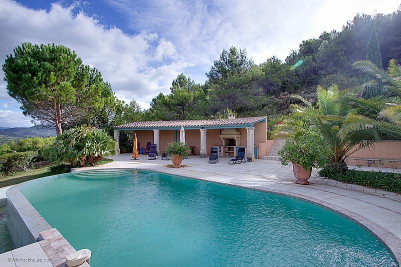 Les hautes terres, Villa in Cessenon Sur Orb, Languedoc-Roussillon, France  with heated pool for 6 persons...