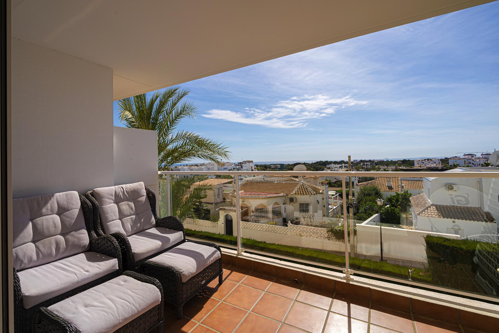Anna, Lovely apartment  with communal pool in Orihuela Costa, on the Costa Blanca, Spain for 4 persons.....