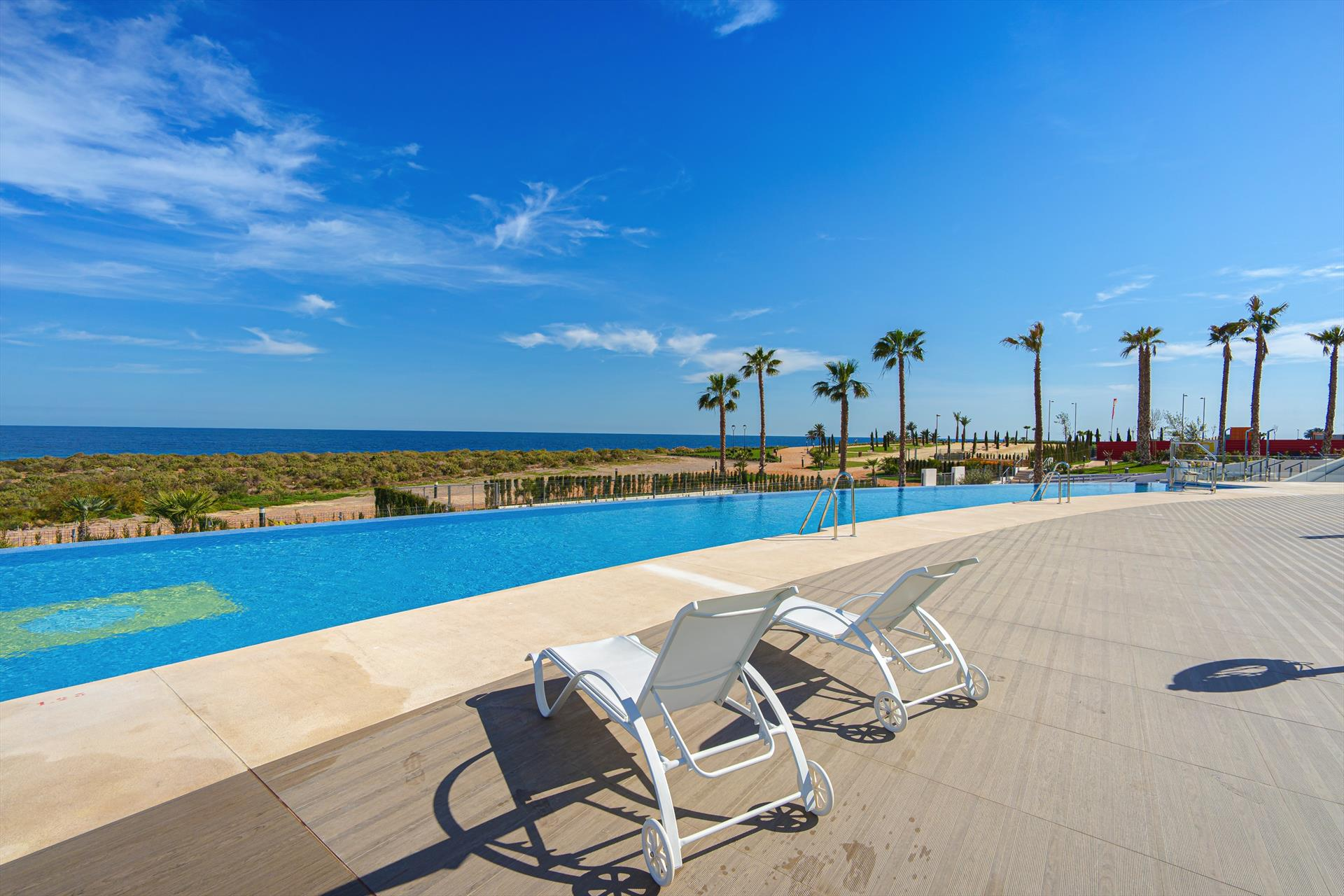 Sol en Pulpi, Lovely apartment  with communal pool in San Juan de los Terreros, Andalusia, Spain for 4 persons.....