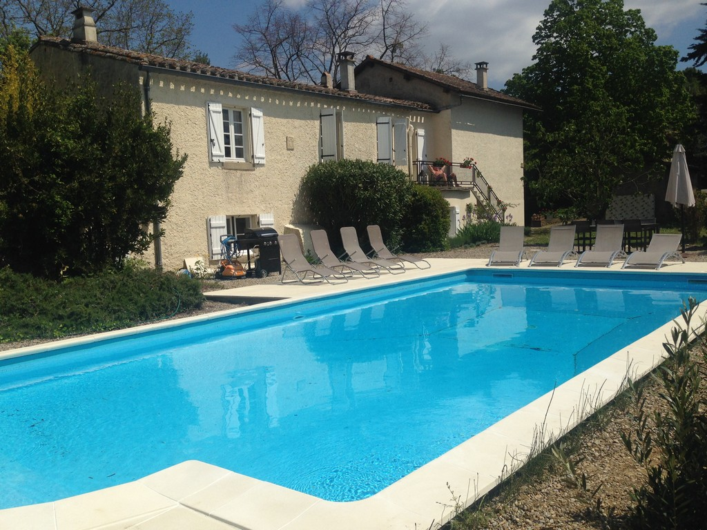 L'horte, Holiday house in Arrondissement de Carcassonne, Languedoc-Roussillon, France  with private pool for 8 persons...