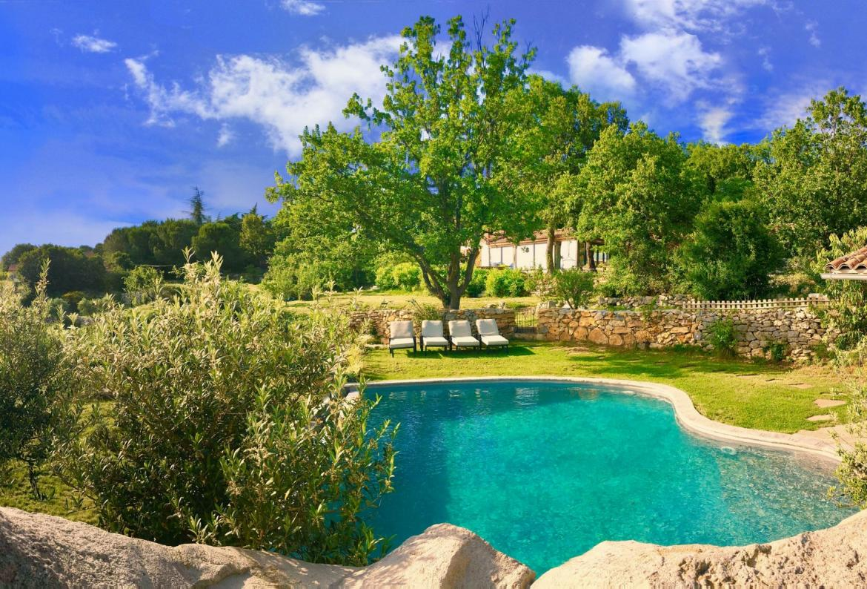 Wild boar retreat,Liebliches und romantisches Landhaus  mit beheiztem Pool in Bédarieux, Languedoc Roussillon, Frankreich für 8 Personen...
