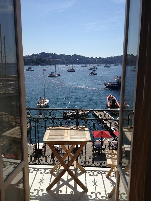 Les goelands, Wonderful and luxury apartment in VilleFranche Sur Mer, on the Cote d'Azur, France for 6 persons...
