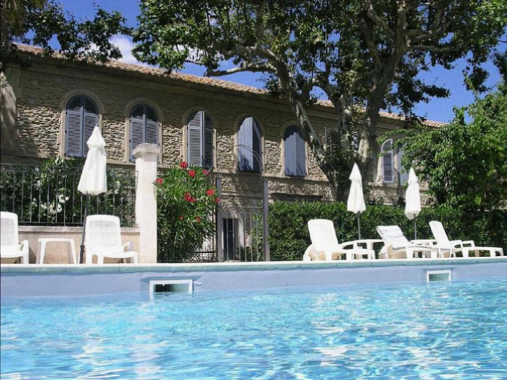 Apartment chabaud, Lovely and comfortable apartment  with communal pool in Saint-Rémy-de-Provence, in the Provence, France for 4 persons...