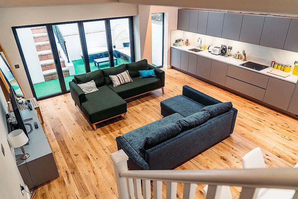 Anna,Appartement à London, Greater London, Royaume-Uni pour 7 personnes...
