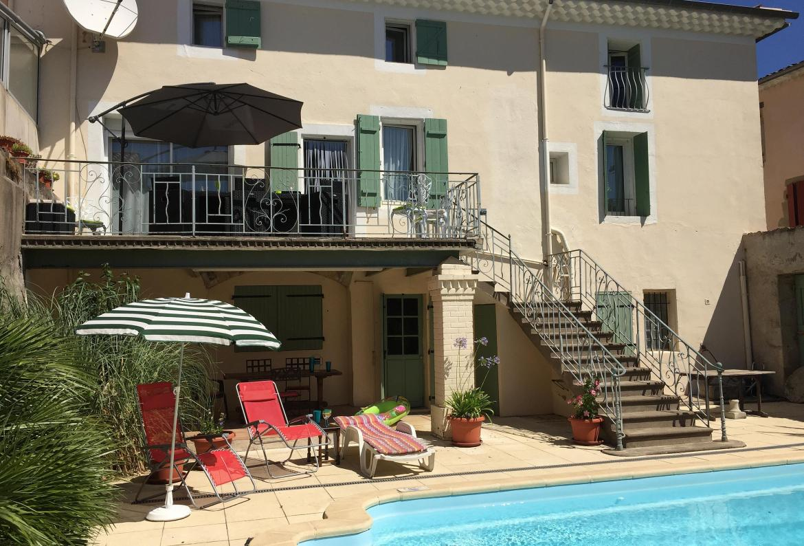 Villa herepian, Lovely and comfortable villa in Hérépian, Languedoc Roussillon, France  with private pool for 8 persons...