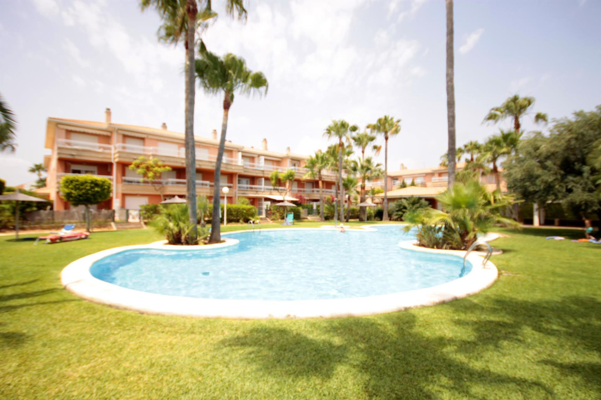 GEMA, Modern and nice apartment in Javea, on the Costa Blanca, Spain for 6 persons.....