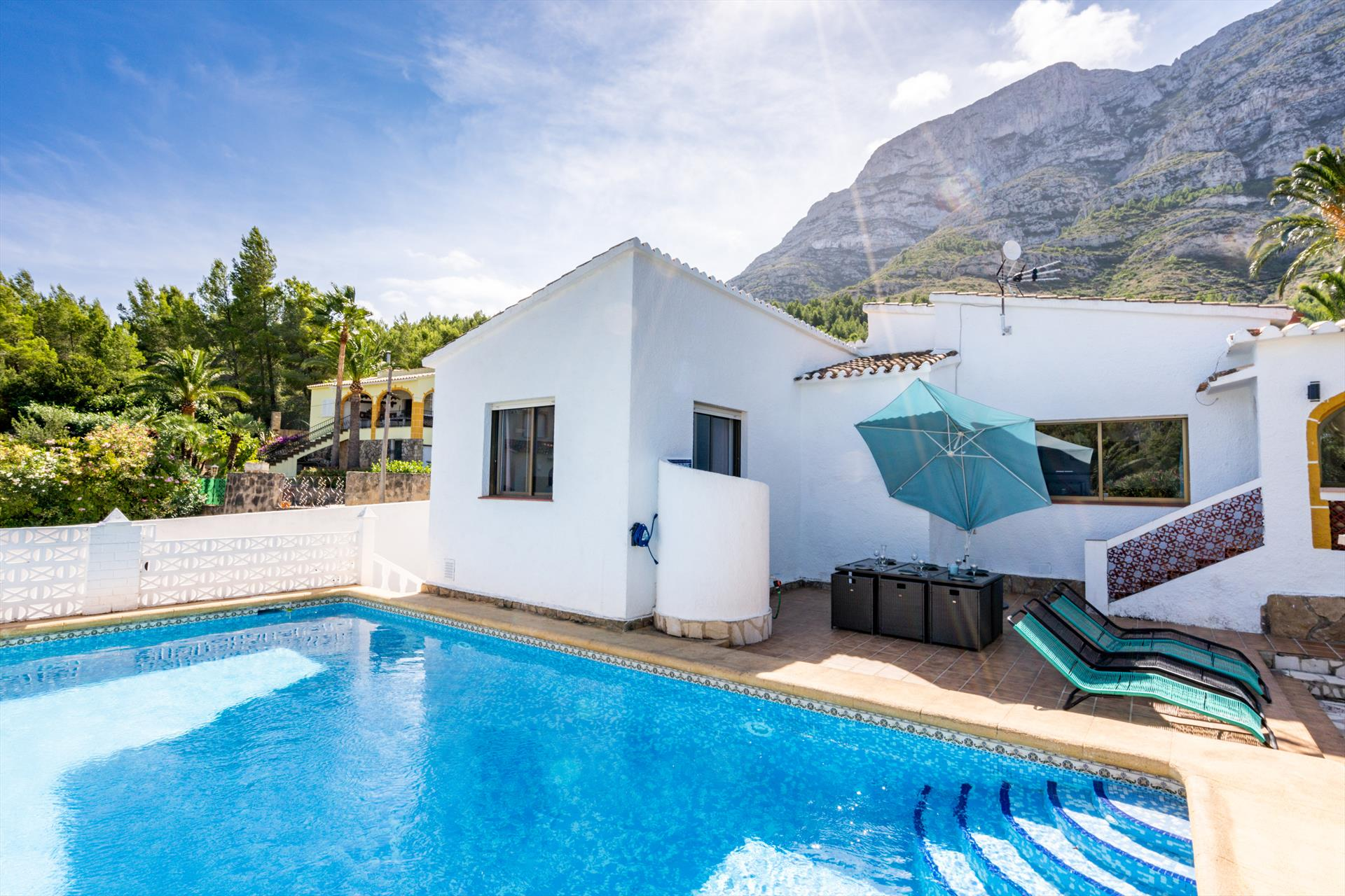 Romana 4 pax, Large and classic villa in Denia, on the Costa Blanca, Spain  with private pool for 4 persons...
