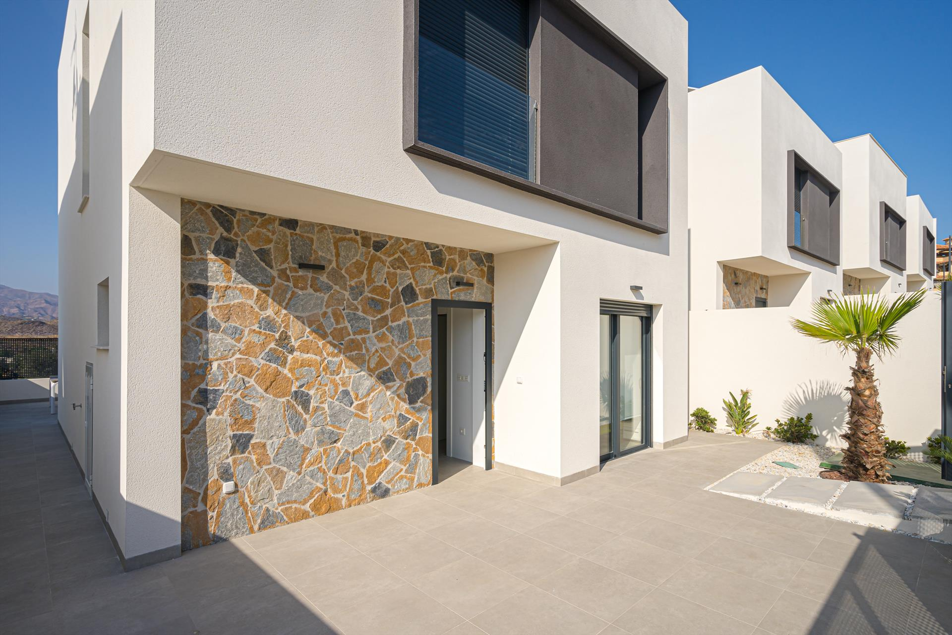 Barzinu,Modern villa in Aguilas, Murcia, Spain  with heated pool for 6 persons.....