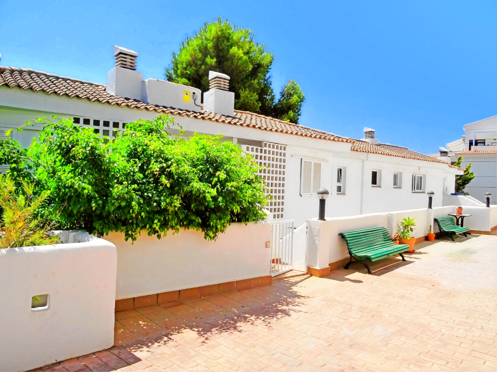 Cap Negret, Beautiful and comfortable apartment in Altea, on the Costa Blanca, Spain for 5 persons.....