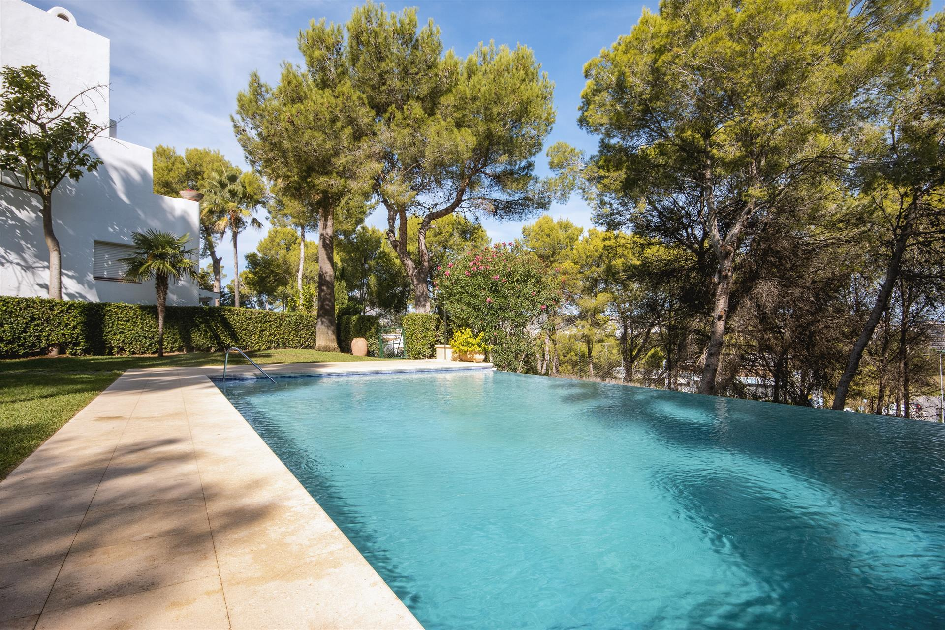 Rodat XXI 6pax,Wonderful and cheerful house  with communal pool in Javea, on the Costa Blanca, Spain for 6 persons.....