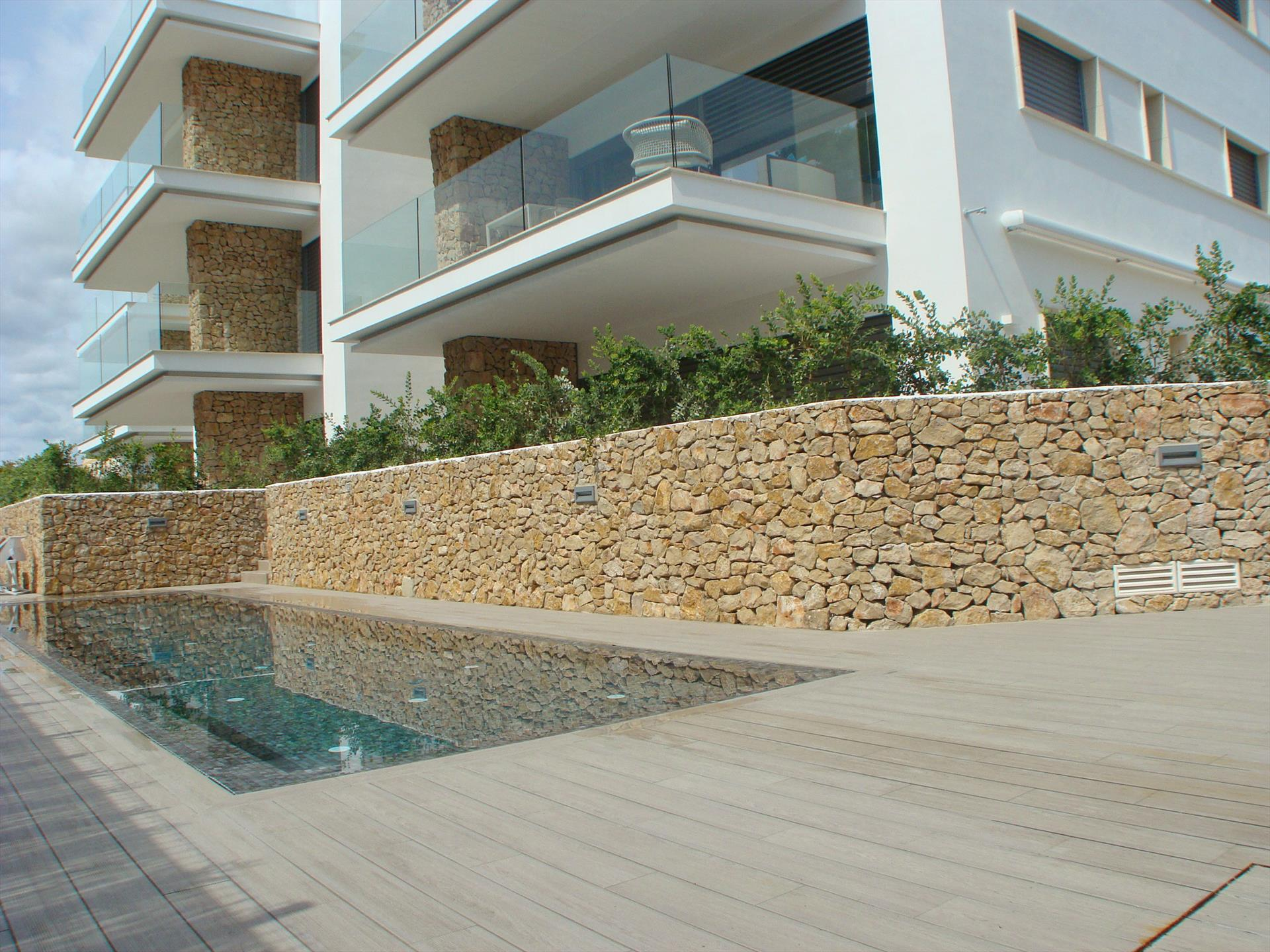 Marilax Solidays, Modern and luxury apartment  with communal pool in Javea, on the Costa Blanca, Spain for 6 persons.....