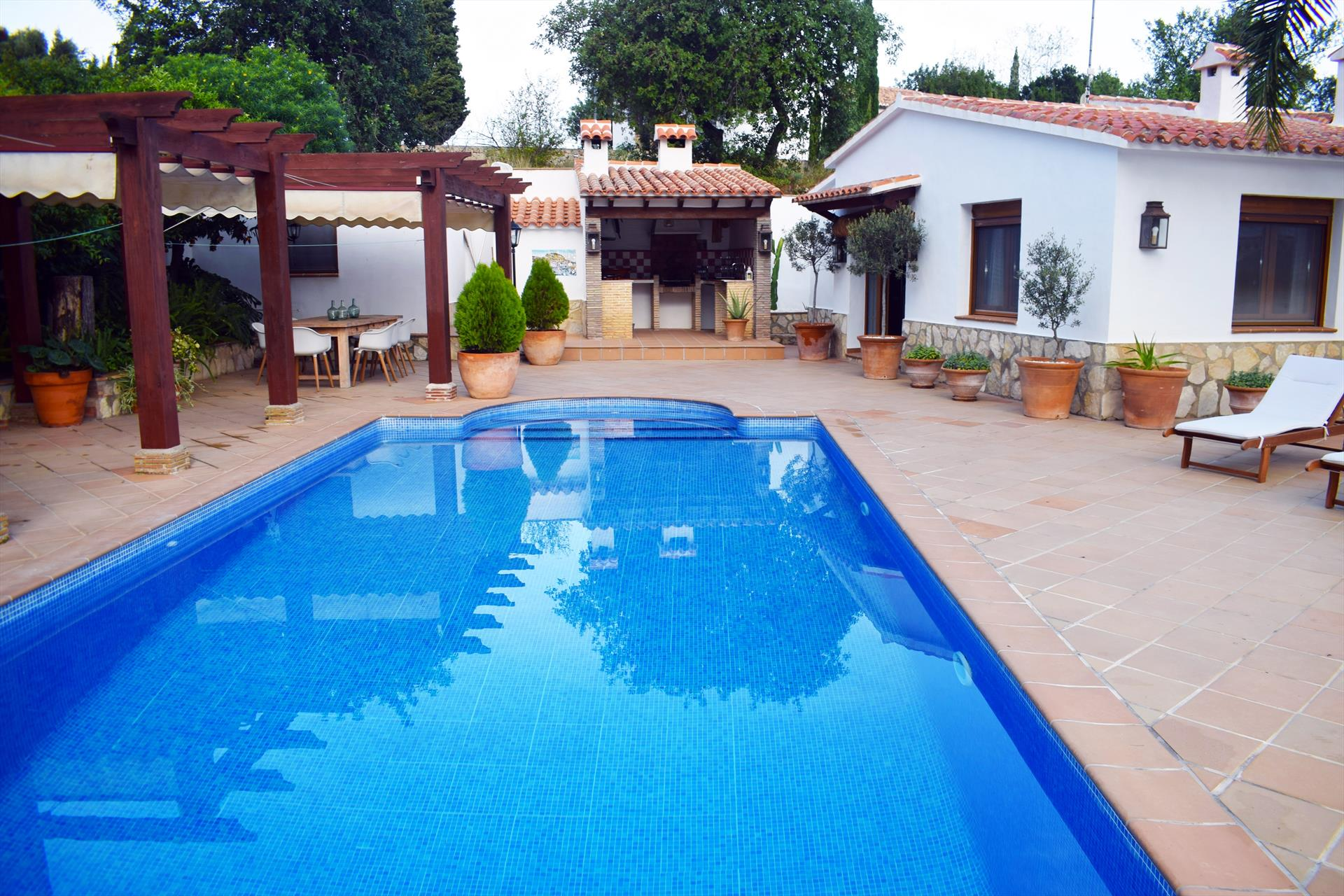 Ermita Sant Joan Montgó CH4204, Large and luxury holiday house in Denia, on the Costa Blanca, Spain  with private pool for 8 persons.....