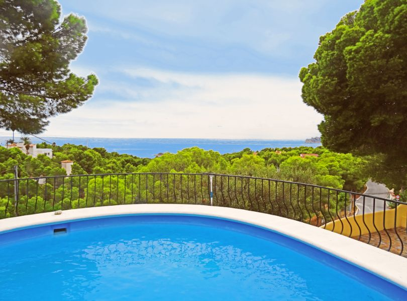 Casa Puput, Beautiful and romantic holiday house  with private pool in Altea, on the Costa Blanca, Spain for 2 persons.....
