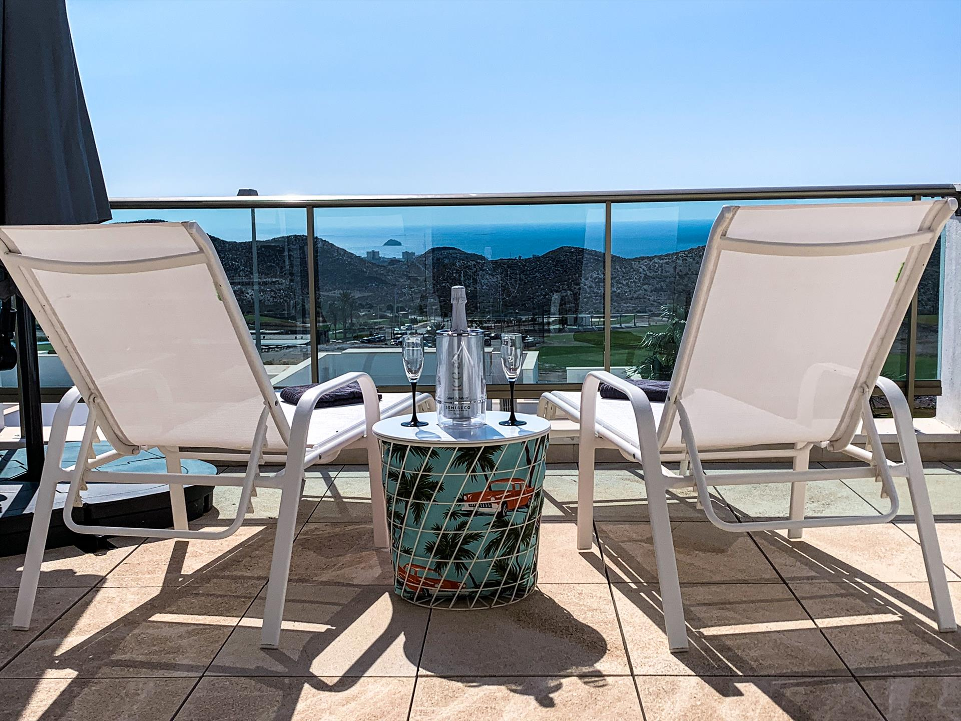 Pequeño paraíso,Lovely apartment in San Juan de los Terreros, Andalusia, Spain  with communal pool for 6 persons.....