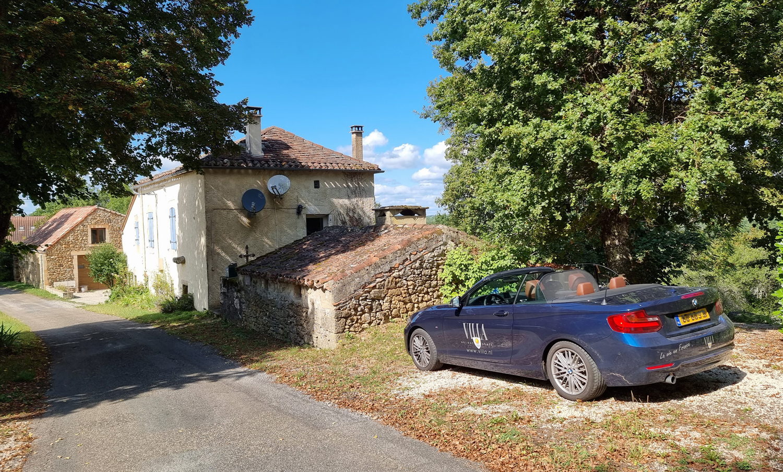 Bela,Maison de vacances charmante et confortable à Lot, Aquitaine, France  avec piscine privée pour 6 personnes...