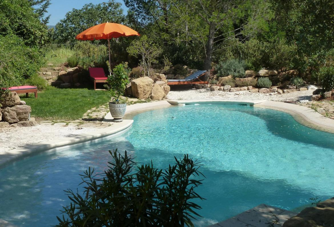 L'oppidum du levant, Villa  with private pool in Paguignan, Languedoc Roussillon, France for 7 persons...