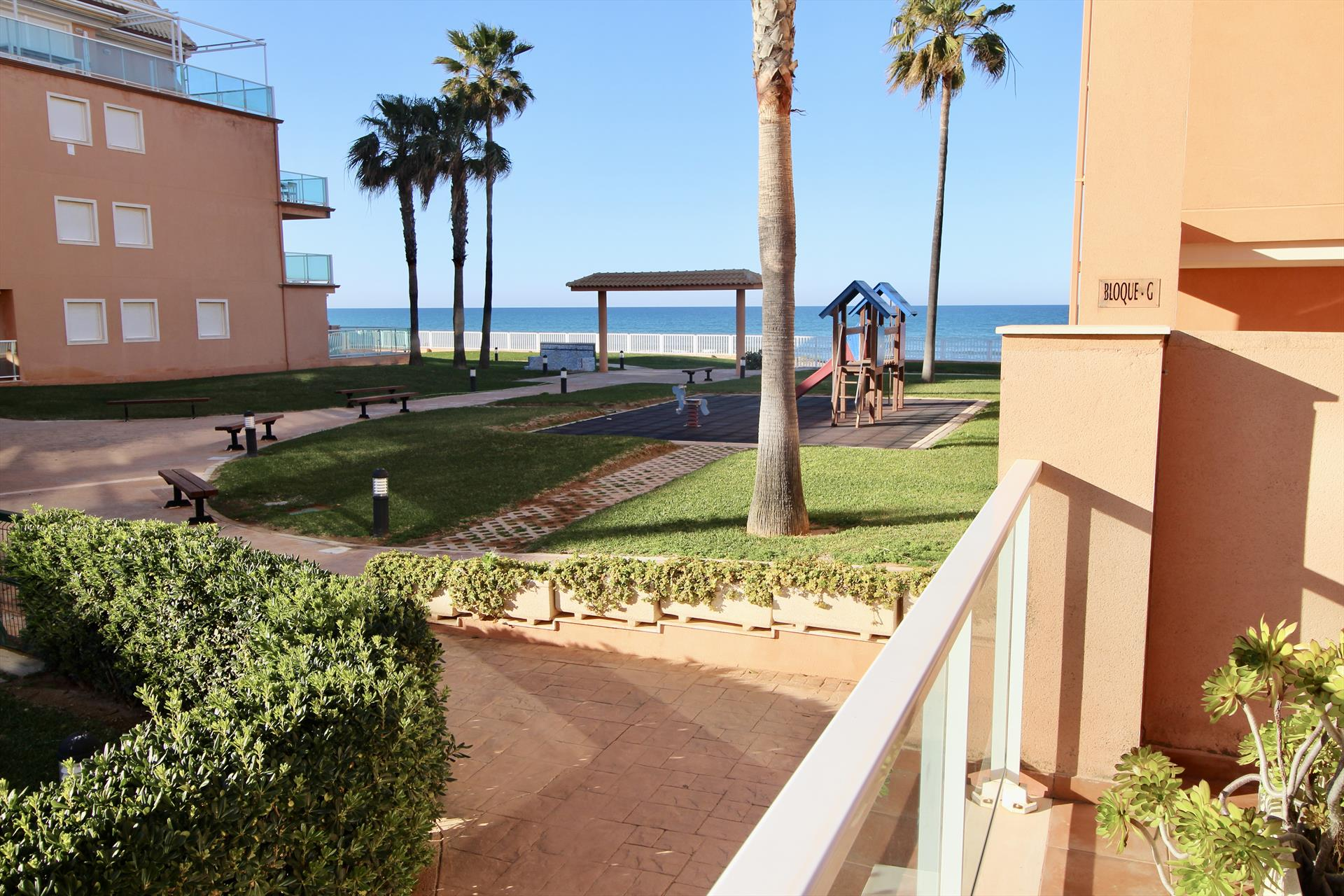 Mirador al Mar 78,Apartment  with communal pool in Denia, on the Costa Blanca, Spain for 4 persons.....