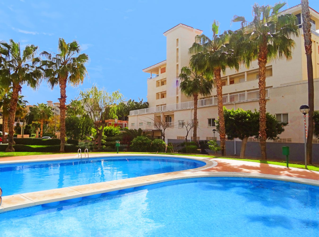 Casa Coliseo, Modern and comfortable apartment in Albir, on the Costa Blanca, Spain for 4 persons.....