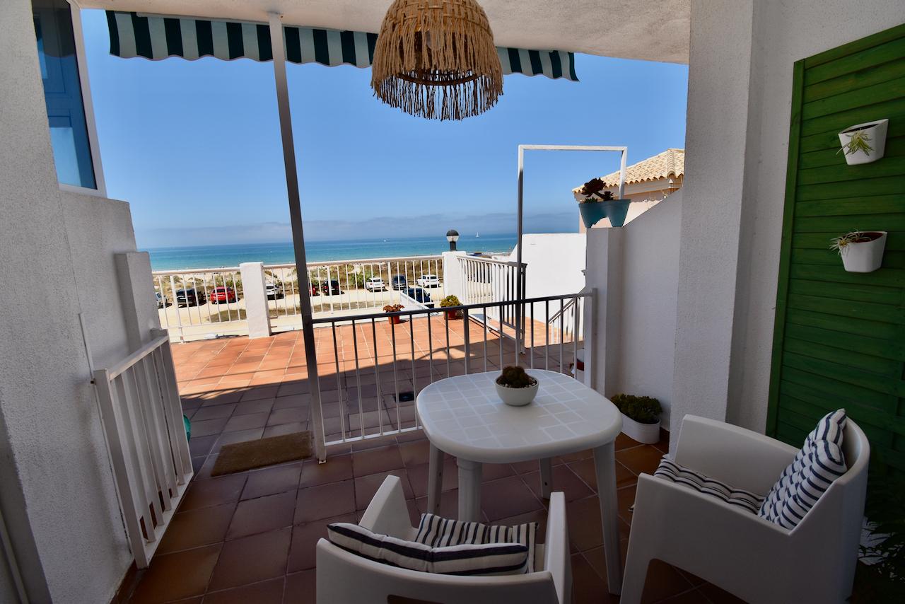 Los Balcones,Moderne und gemütliche Ferienwohnung in Chiclana de la Frontera, in Andalusien, Spanien für 4 Personen.....