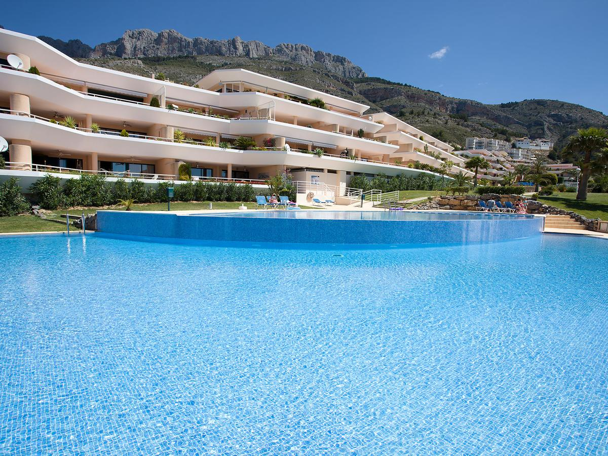 Altea Nova, Wonderful and nice apartment in Altea, on the Costa Blanca, Spain for 8 persons...