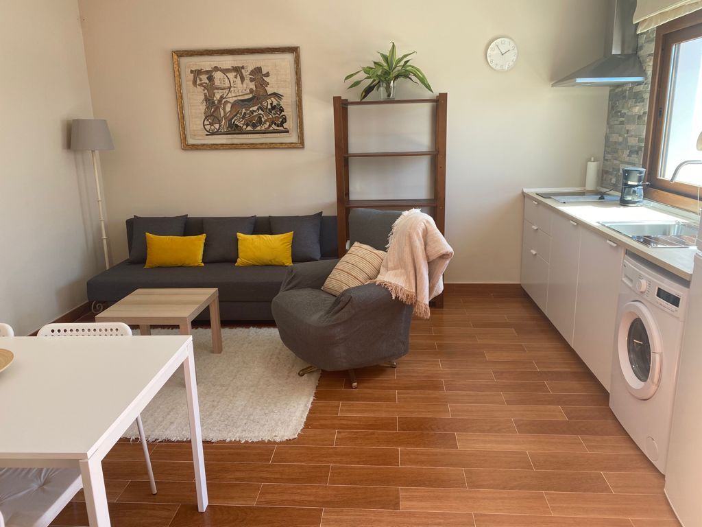 Jazmin,Modern and comfortable apartment in Chiclana de la Frontera, Andalusia, Spain for 5 persons.....