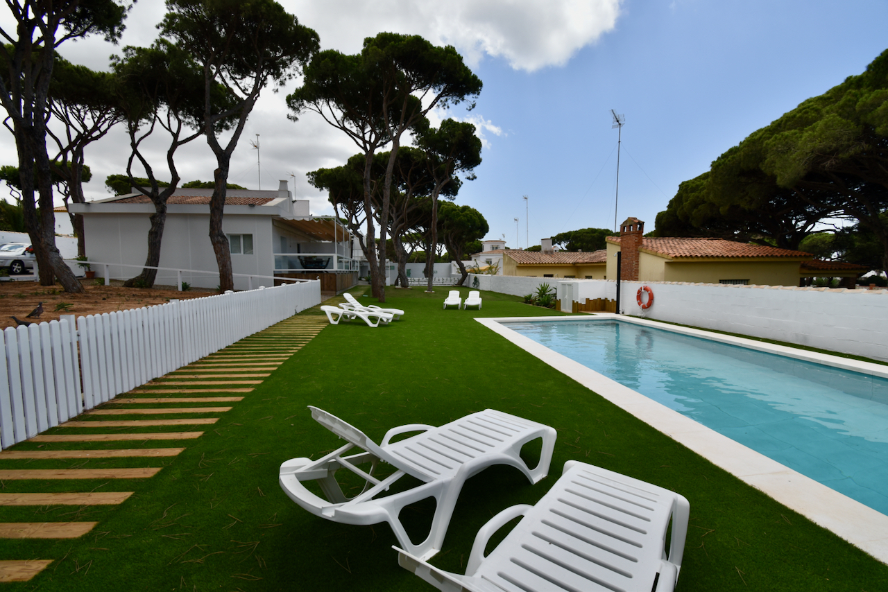 Robalo 1,Modern and comfortable apartment in Chiclana de la Frontera, Andalusia, Spain for 4 persons.....